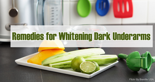 13 Proven Remedies for Whitening Dark Underarms