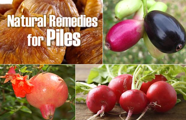 Piles Treatment Natural Way