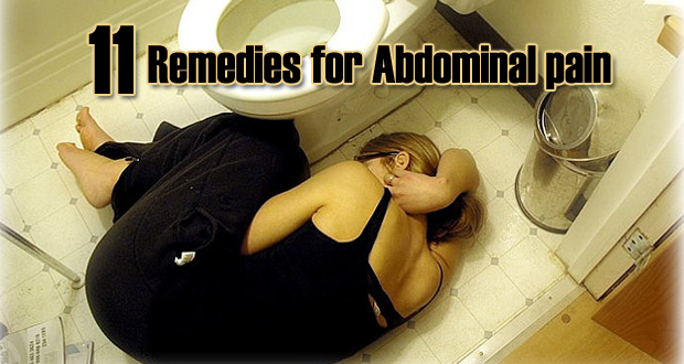 Remedies for Abdominal pain