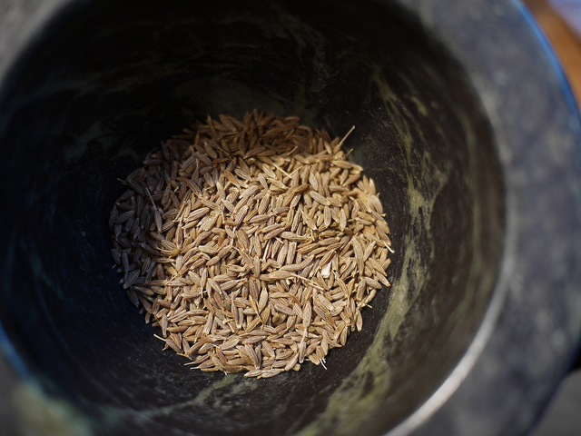 Cumin Seeds for Sinus Infection