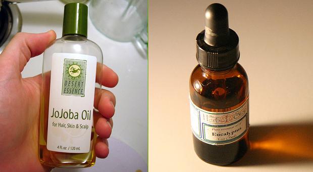 Eucalyptus-Jojoba Oil Blend for Joint Pain Relief
