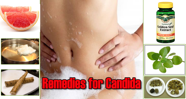 13 Amazing Home Remedies for Candida