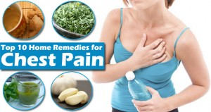 Top 10 Home Remedies for Chest Pain