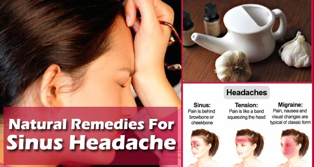 Remedies to get rid of sinus headache home remedies to get rid of sinus headache ccuart Gallery