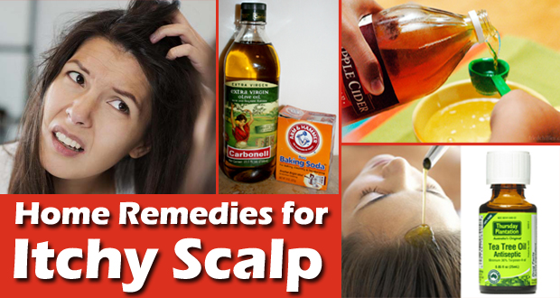 14 Fast Home Remedies for Itchy Scalp
