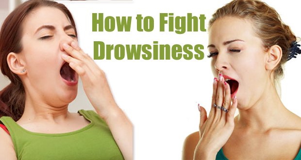How to Fight Drowsiness Naturally
