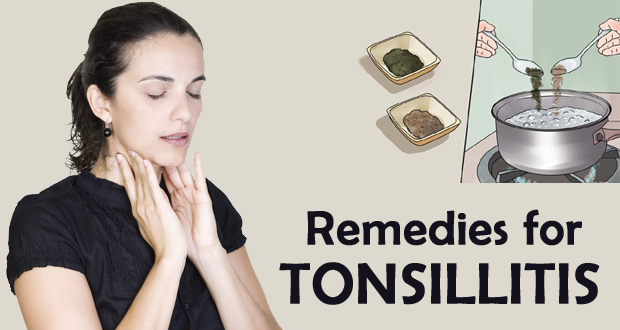 How to Get Rid of Tonsillitis