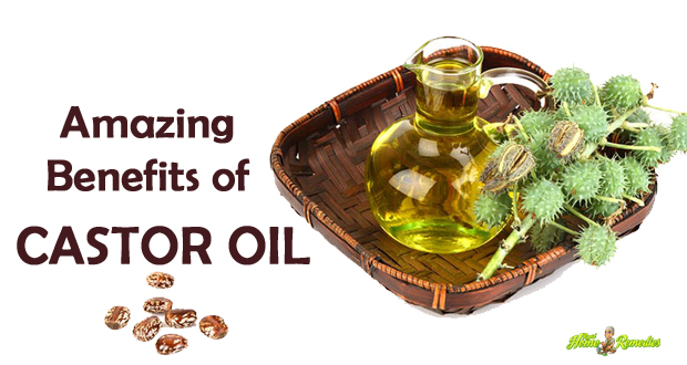 Castor Oil Beauty and Health Benefits