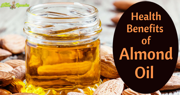 Amazing Beauty and Health Benefits of Almond Oil