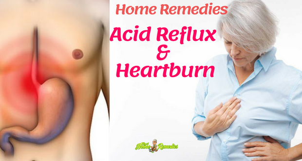 10 Super Home Remedies for Acid Reflux and Heartburn