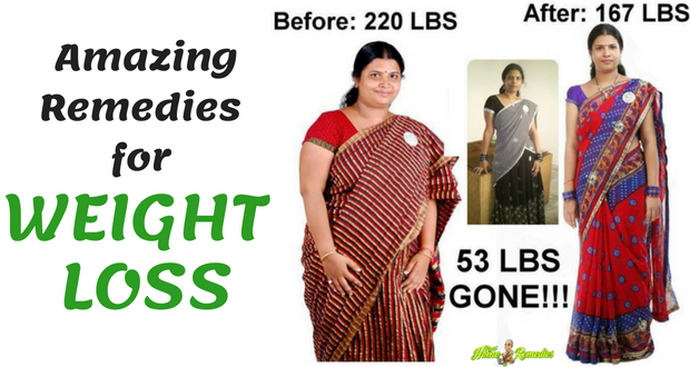 Remedies for Weight Loss